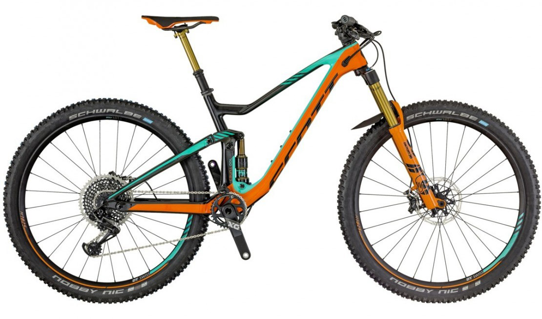 Genius 900 Tuned 2018 - Hardtail Mountain Bikes