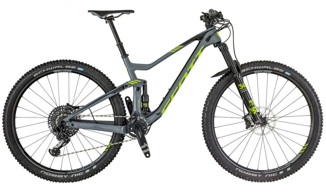 Genius 920 2018 - Hardtail Mountain Bikes