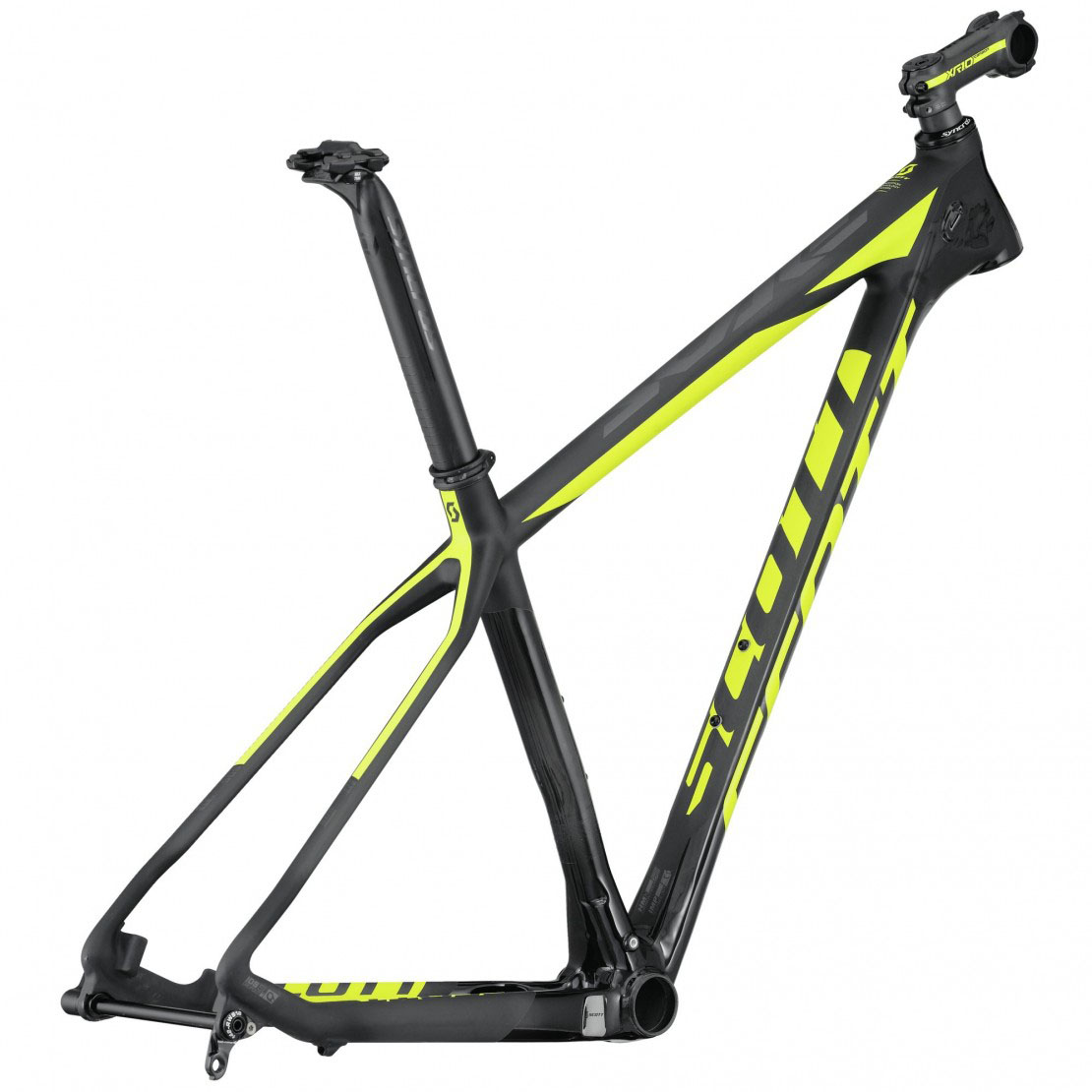 Scott Scale 700 Rc 2016 Hard Tail