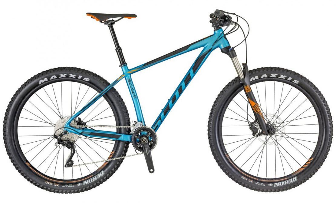 210b7c769e0 Scott Scale 720 2018 - 27.5 Mountain Bike