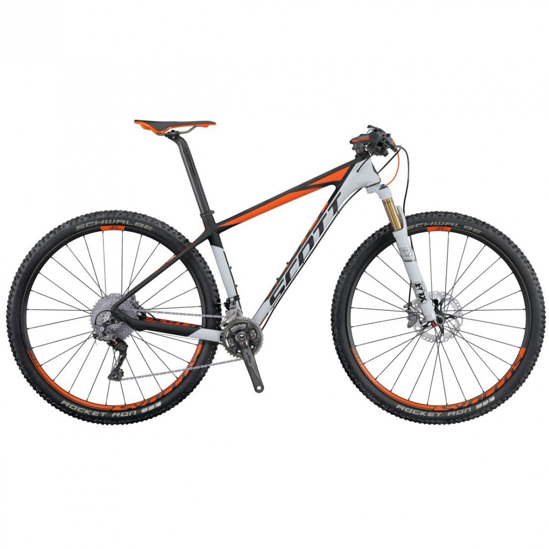 Scale 900 Premium 2017 - 29er Mountain Bike
