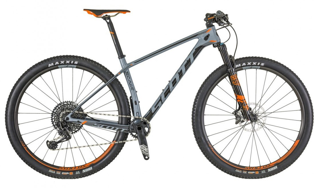 Scale 910 2018 - Hardtail Mountain Bikes