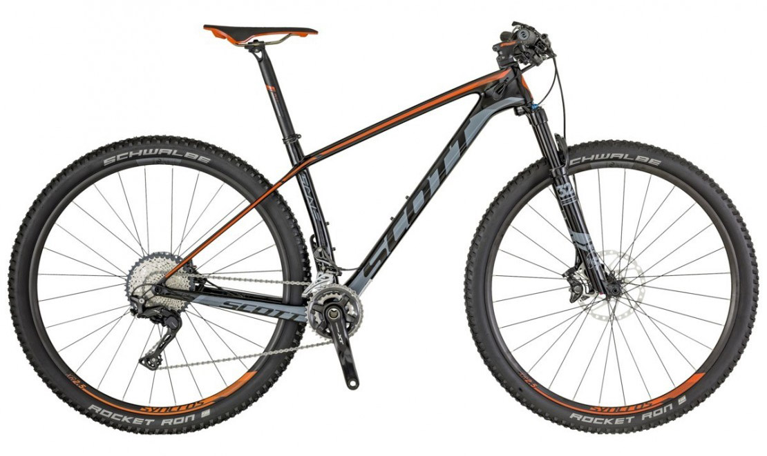 Scale 915 2018 - Hardtail Mountain Bikes