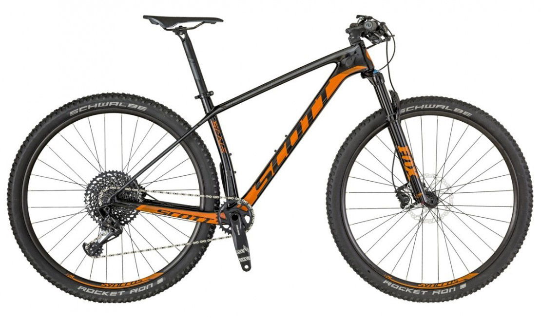Scale 925 2018 - Hardtail Carbon Bike
