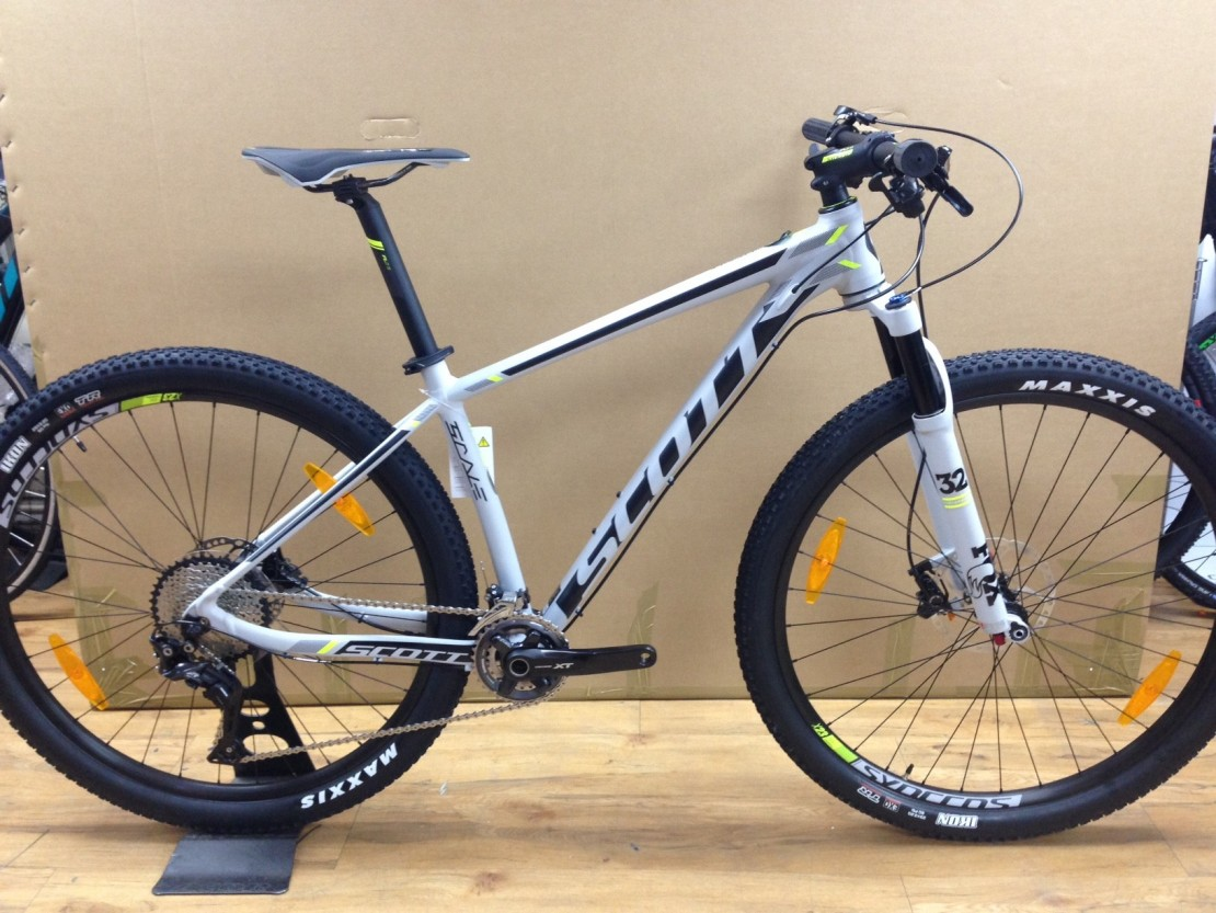 Scott Scale 940 2017 29er Mountain Bike 29er Mountain