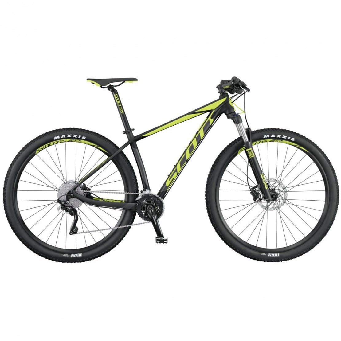 Scott Scale 960 2016 - Hardtail 29er Mountain Bike