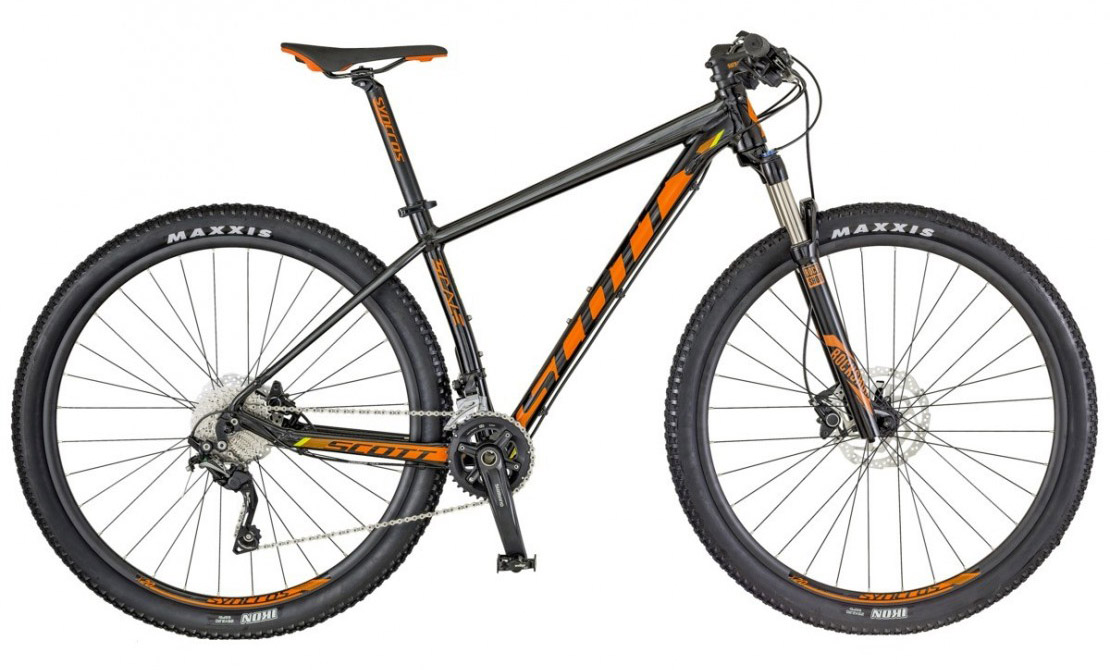 Scale 970 2018 - Full Suspension Mountain Bike