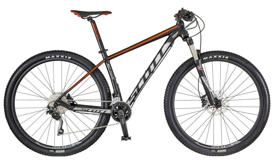 Scott Scale 990 2018 Full Suspension Mountain Bike