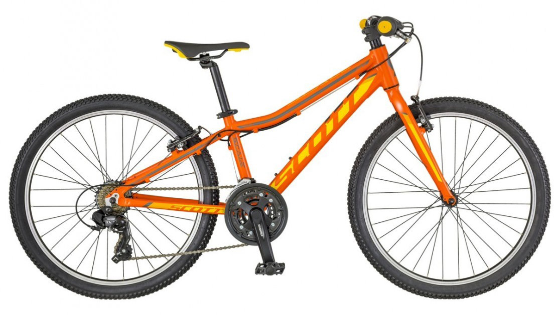 Scale JR 24 rigid fork 2018 - Boys 24inch Kids Bike