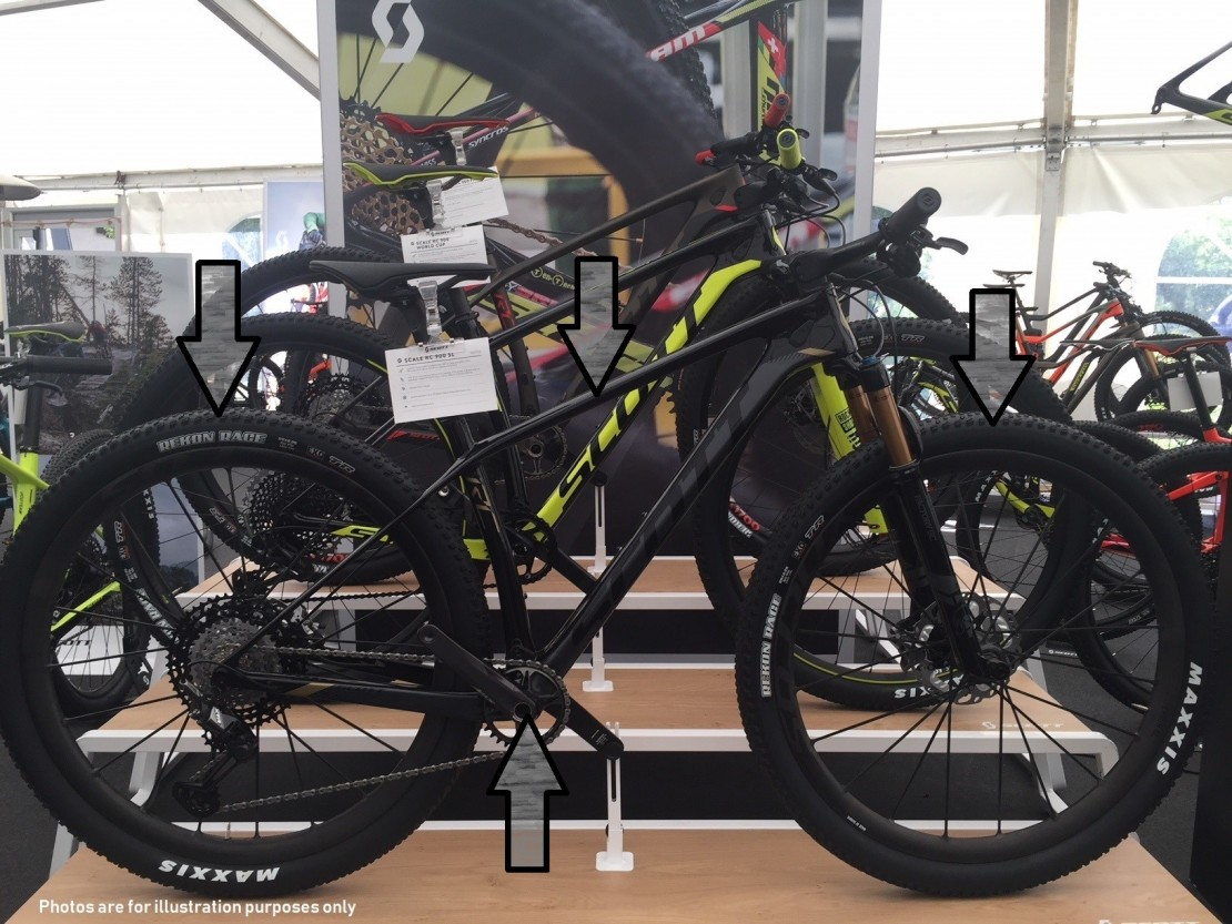 0353f113a64 Scott Scale RC 900 SL 2019 - Hardtail Carbon Bike