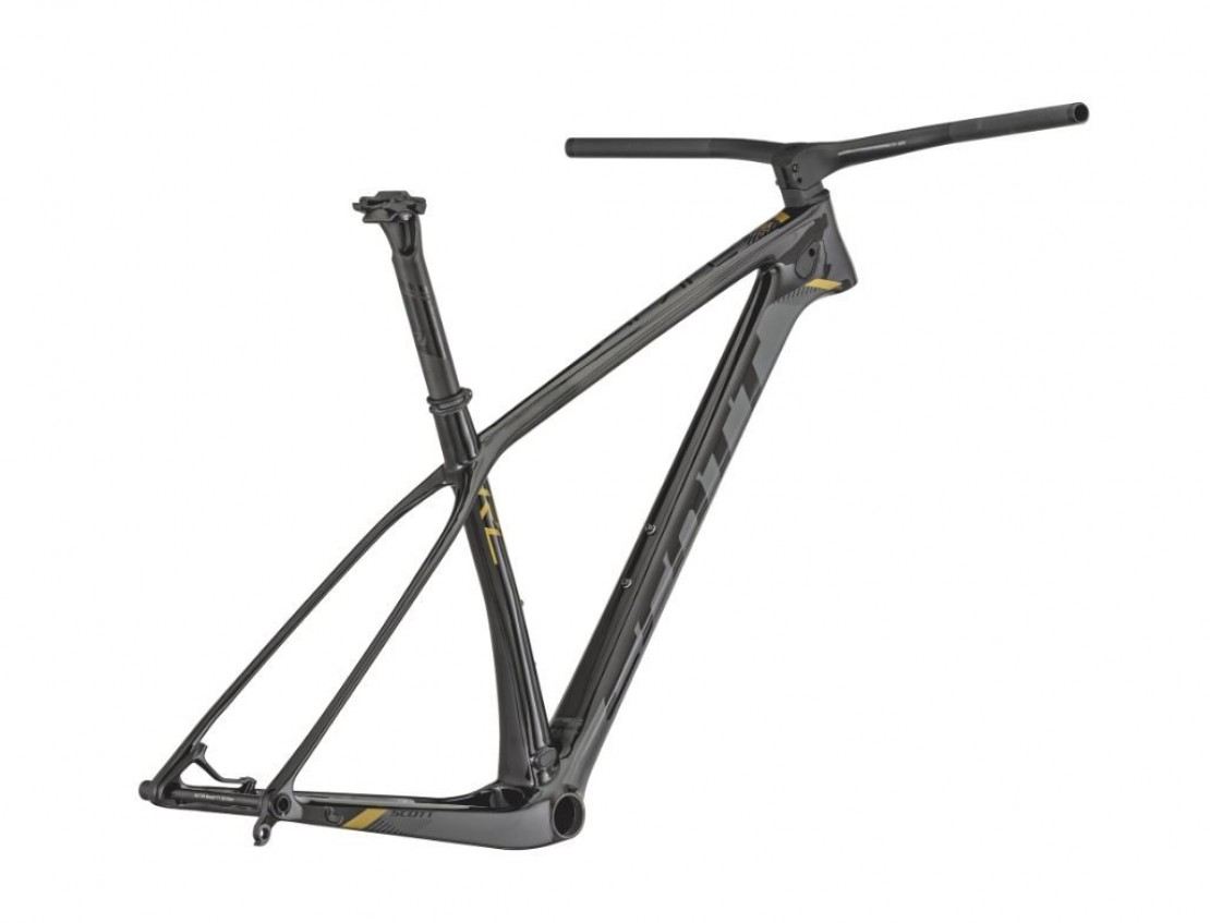 Scott Scale Rc 900 SL HMX SL Frame - Frameset 2019 Frame, Hard Tail  (click to zoom)