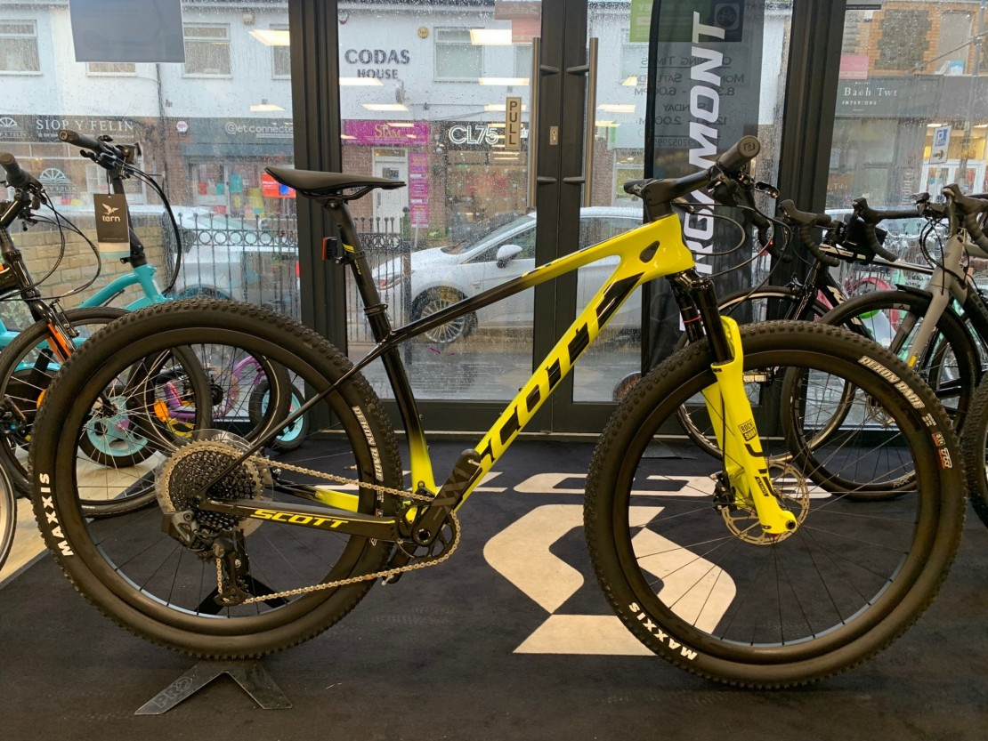 Scott Scale RC 900 World Cup AXS 2020 - Hardtail Mountain Bike