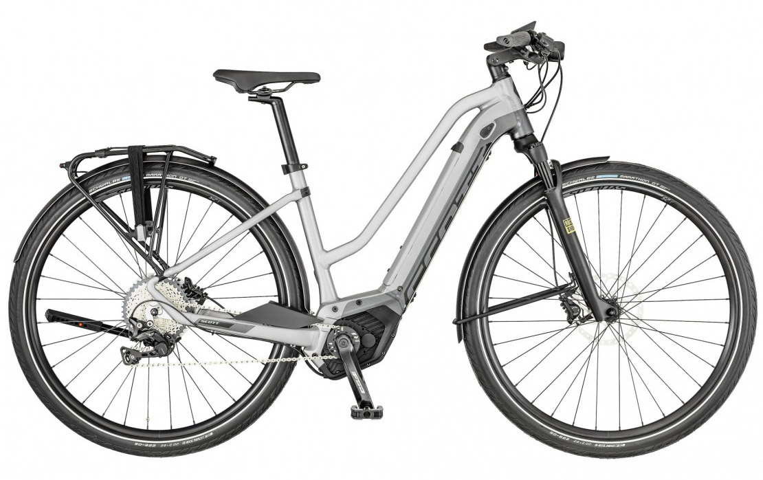Scott SILENCE eRIDE 10 LADY - 2019 Electric Bike
