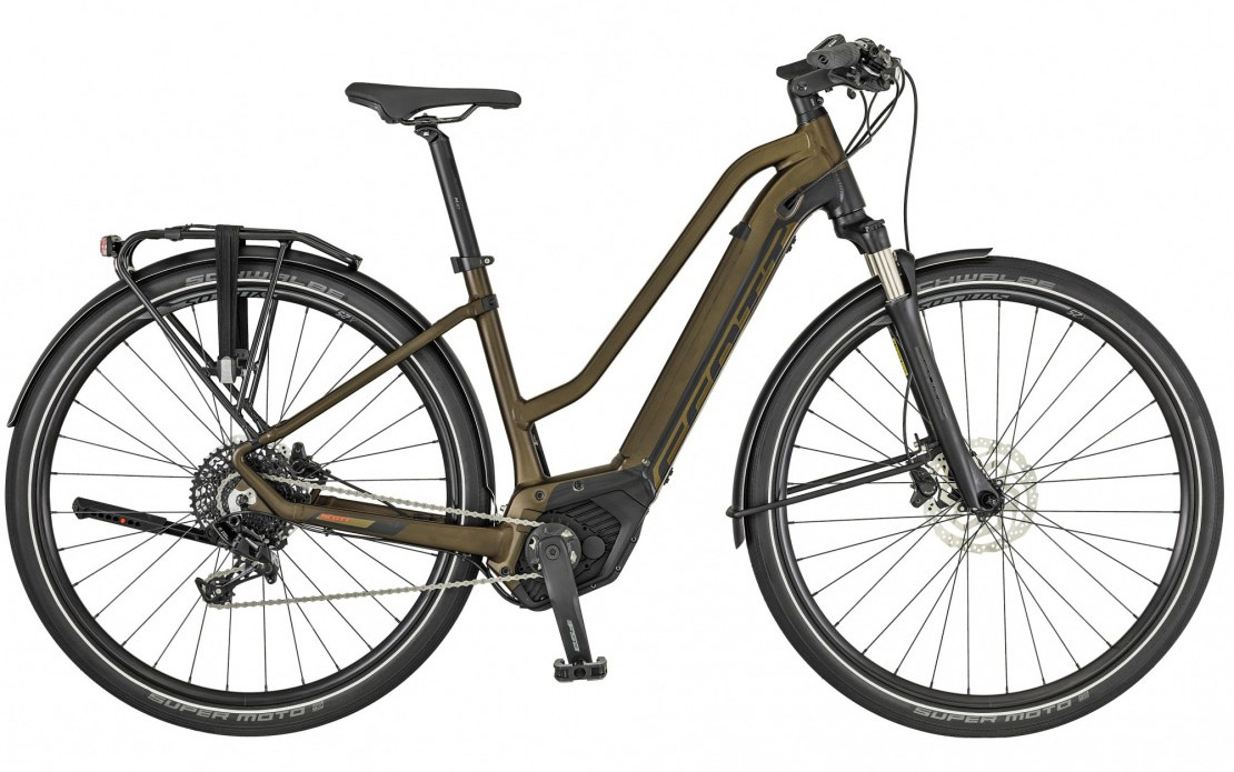 SILENCE eRIDE 20 LADY 2019 - Mens Electric Bike