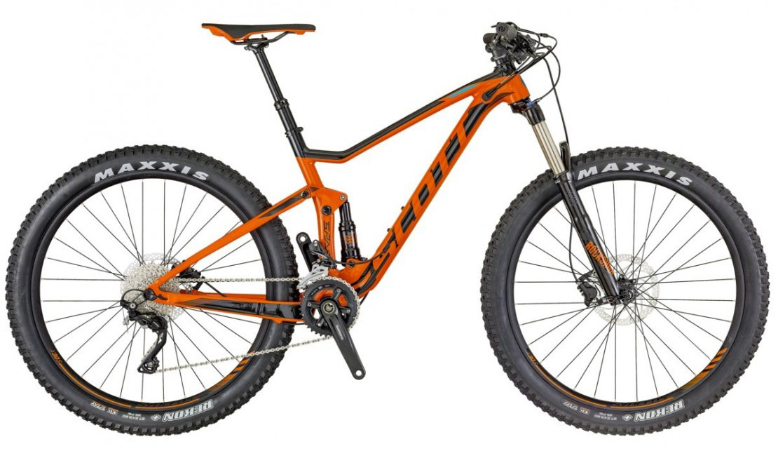 Spark 730 2018 - Trail Full Suspension Mountain Bike