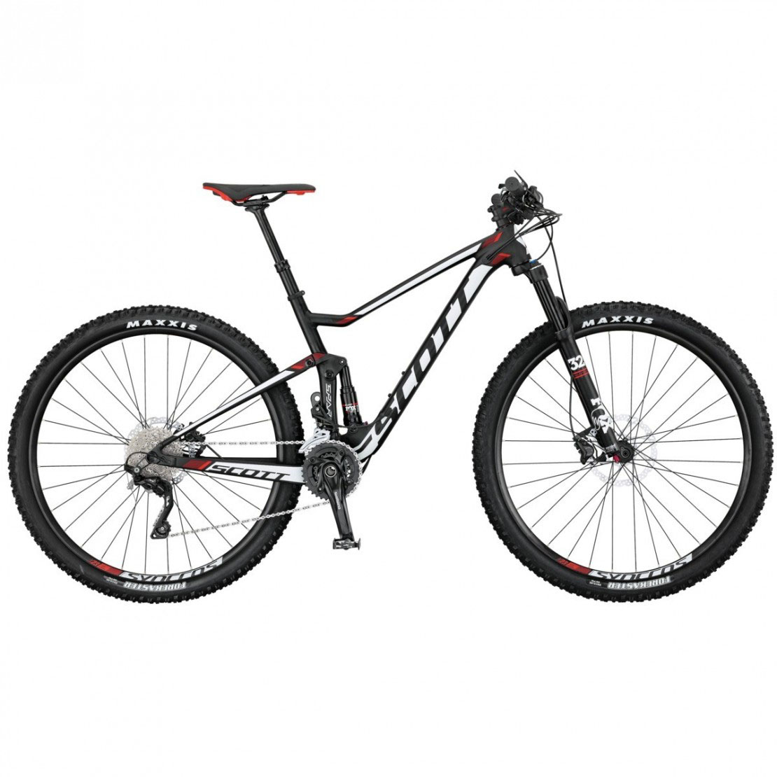 Spark 750 2017 - 27.5 Mountain Bike