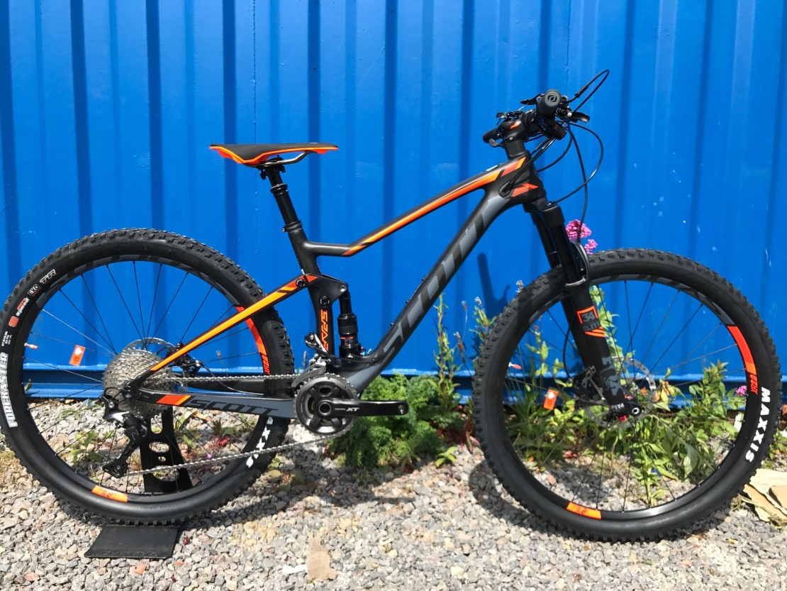 Scott Spark 910 2017 - 27.5 Mountain Bike