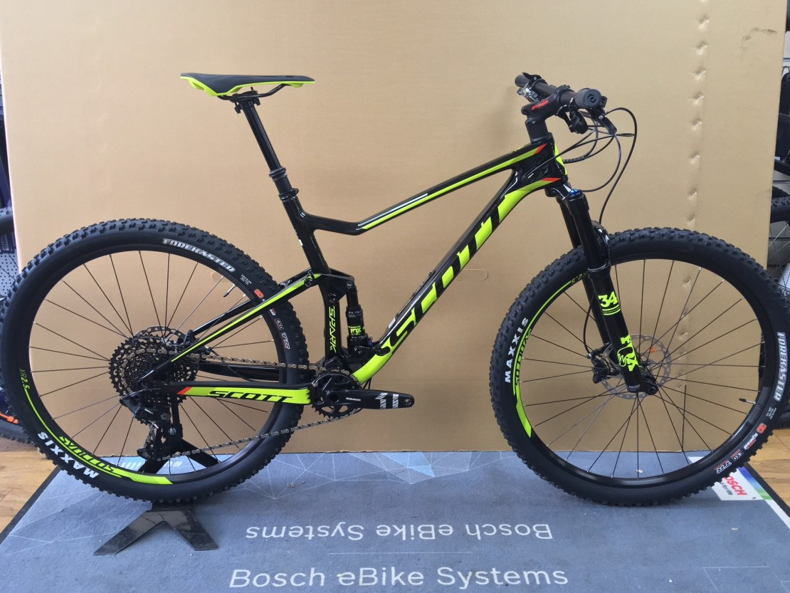 SPARK 920 2018 - Full suspension Mountain Bike