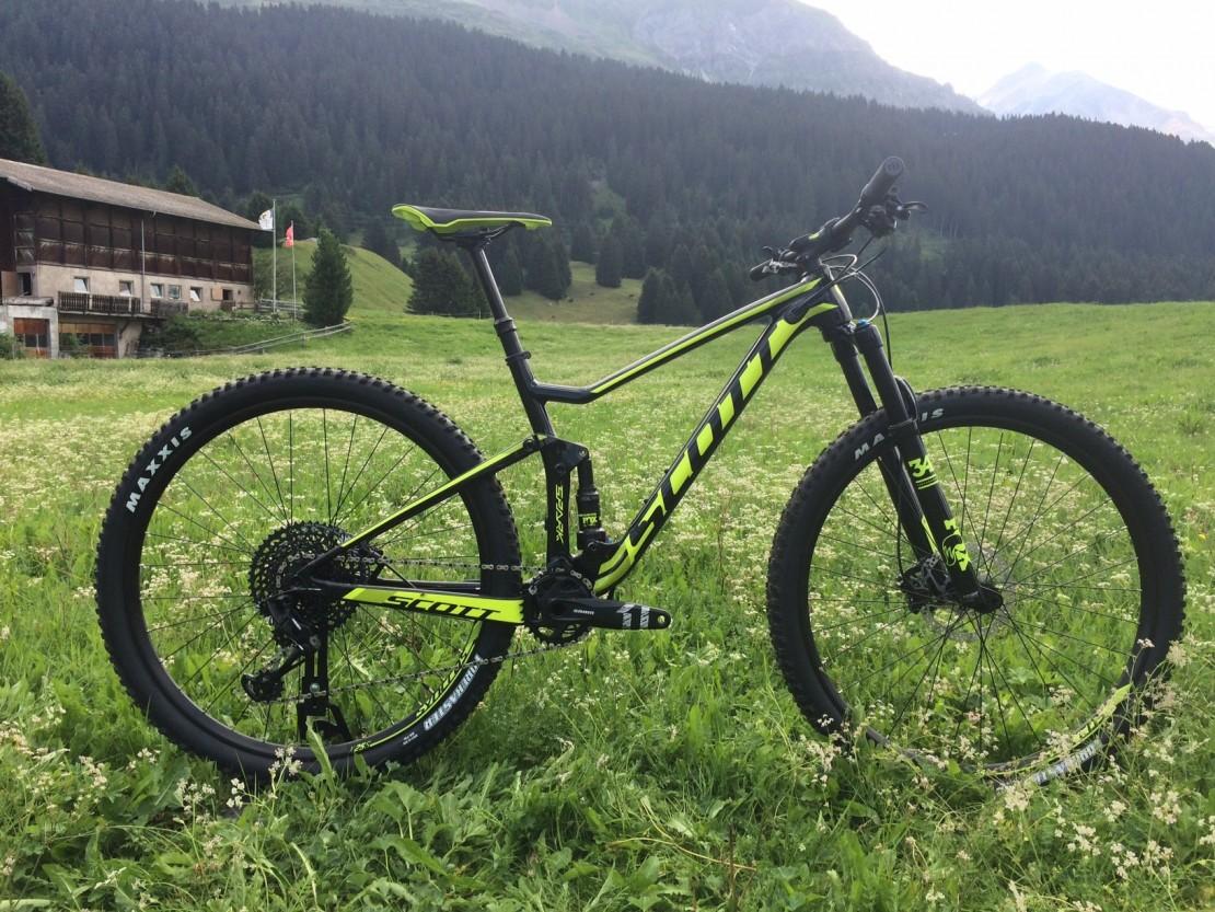 Scott Spark 940 Full Suspension Mountain Bike (2018