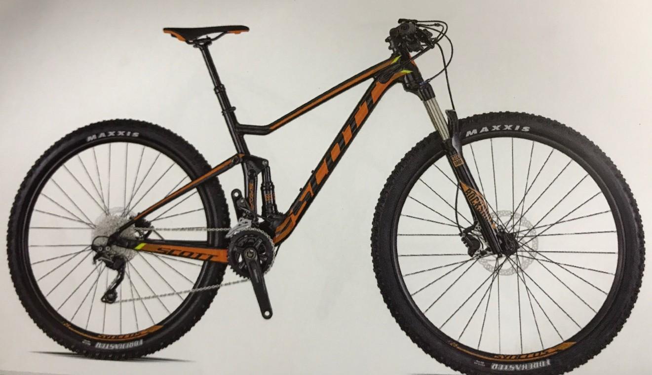 7443969ec1d Scott SPARK 960 2018 - Full suspension Mountain Bike