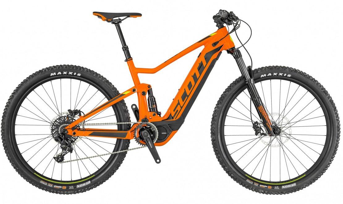 0b481d5cee9 Scott Spark eRIDE 930 2019 - Full Suspension Electric Bike