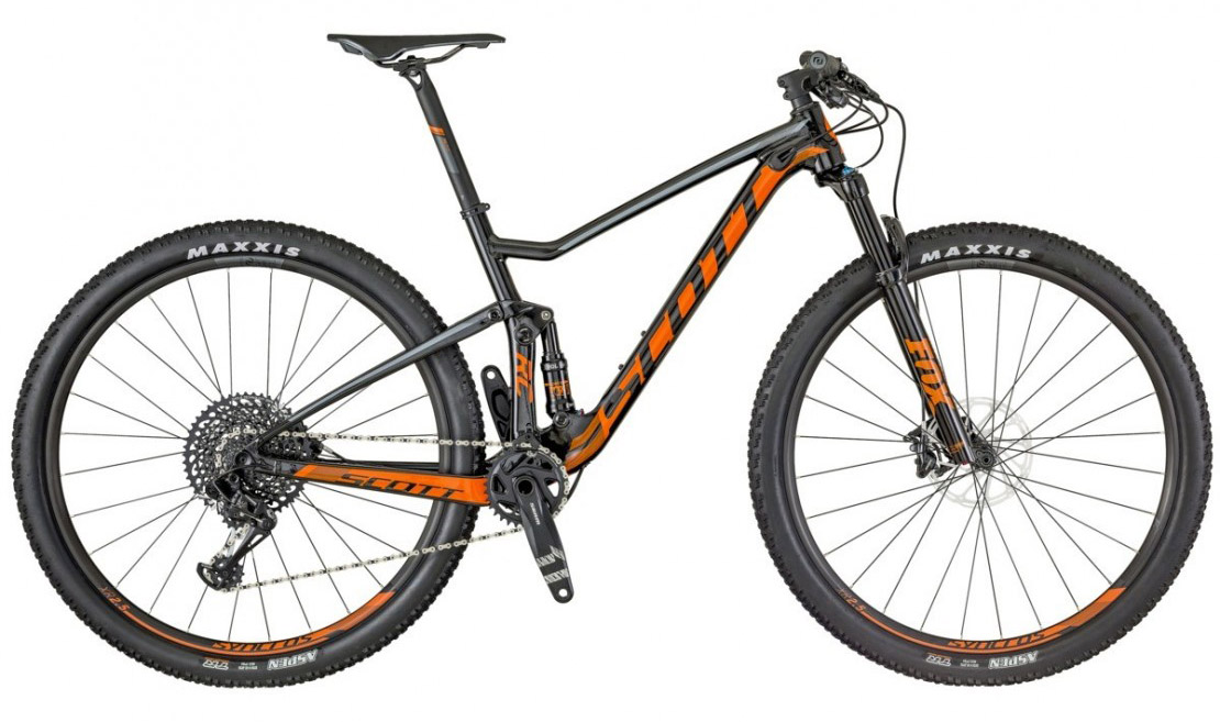 Spark RC 900 Comp 2018 - Trail Full Suspension  Mountain Bike