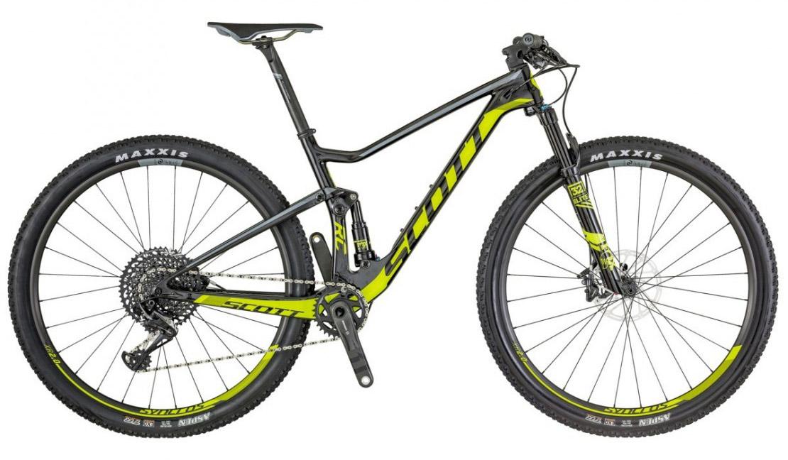 Scott Spark RC 900 Pro 2018 - Full suspension Bike
