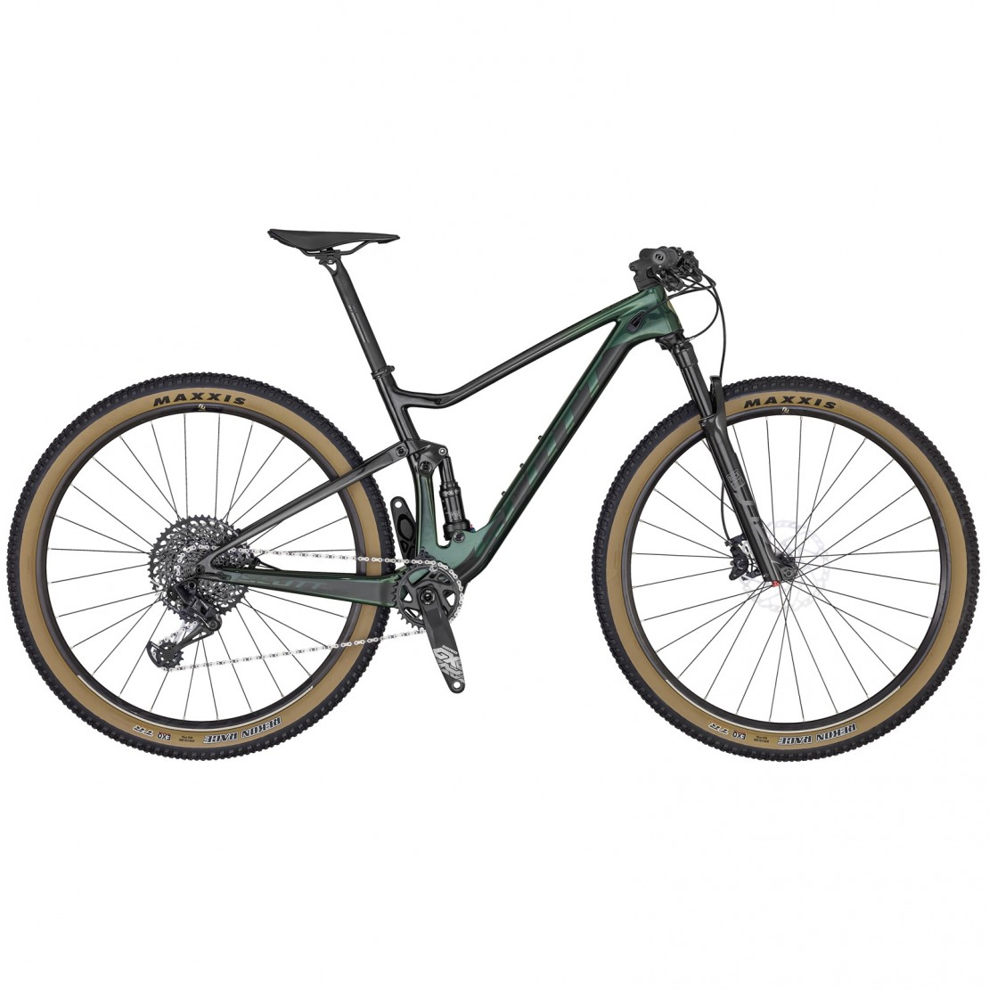 Scott Spark RC 900 Team 2020 Full Suspension Mountain Bike (click to zoom)