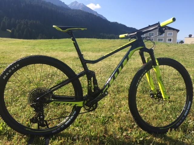 41eb581d12c Scott Spark RC 900 world cup 2019 - Full Suspension Bike