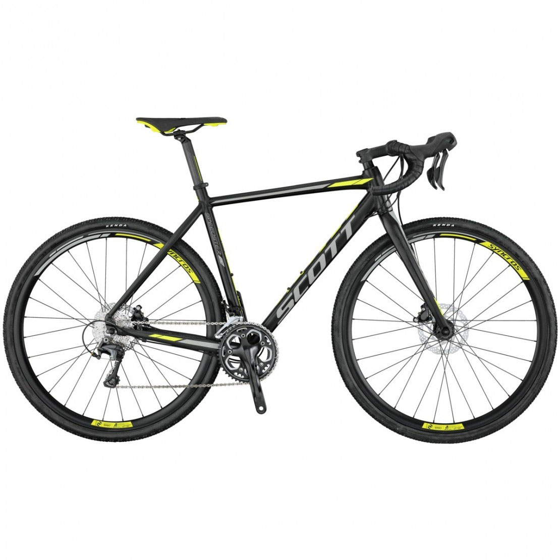 Speedster CX 10 disc - 2017