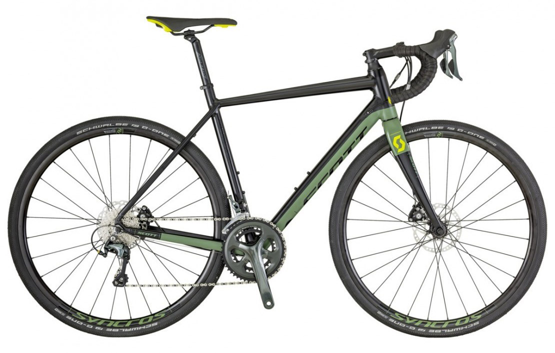 Speedster Gravel 20 disc 2018 - Road Bike