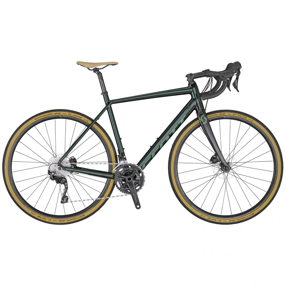Scott Speedster Gravel 30 2020 - Cyclocross Bike