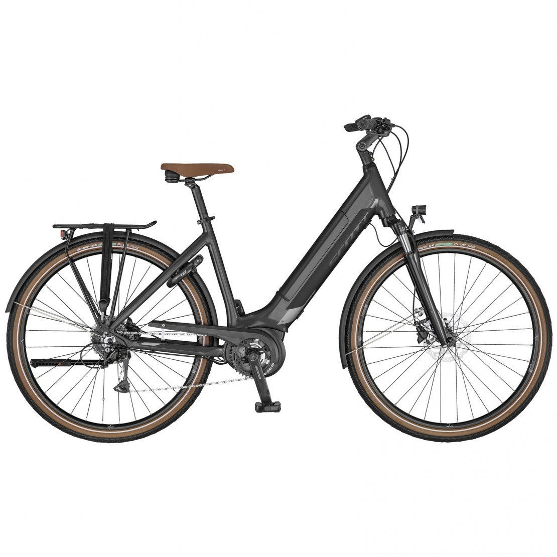 Scott Sub Active eRide USX 2020 Electric Bike
