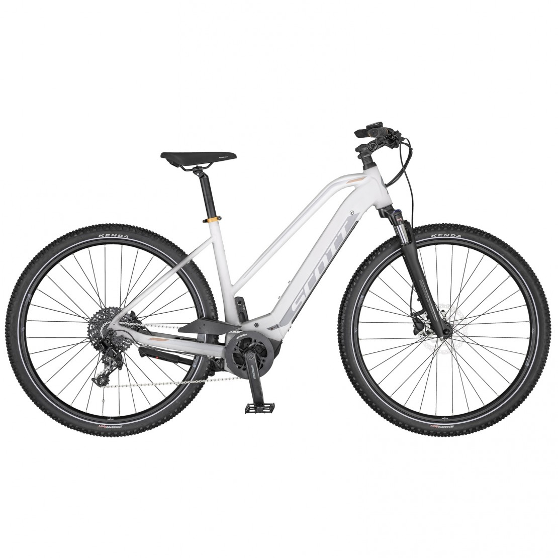 Scott Sub Cross eRide 10 Lady 2020 Electric Bike