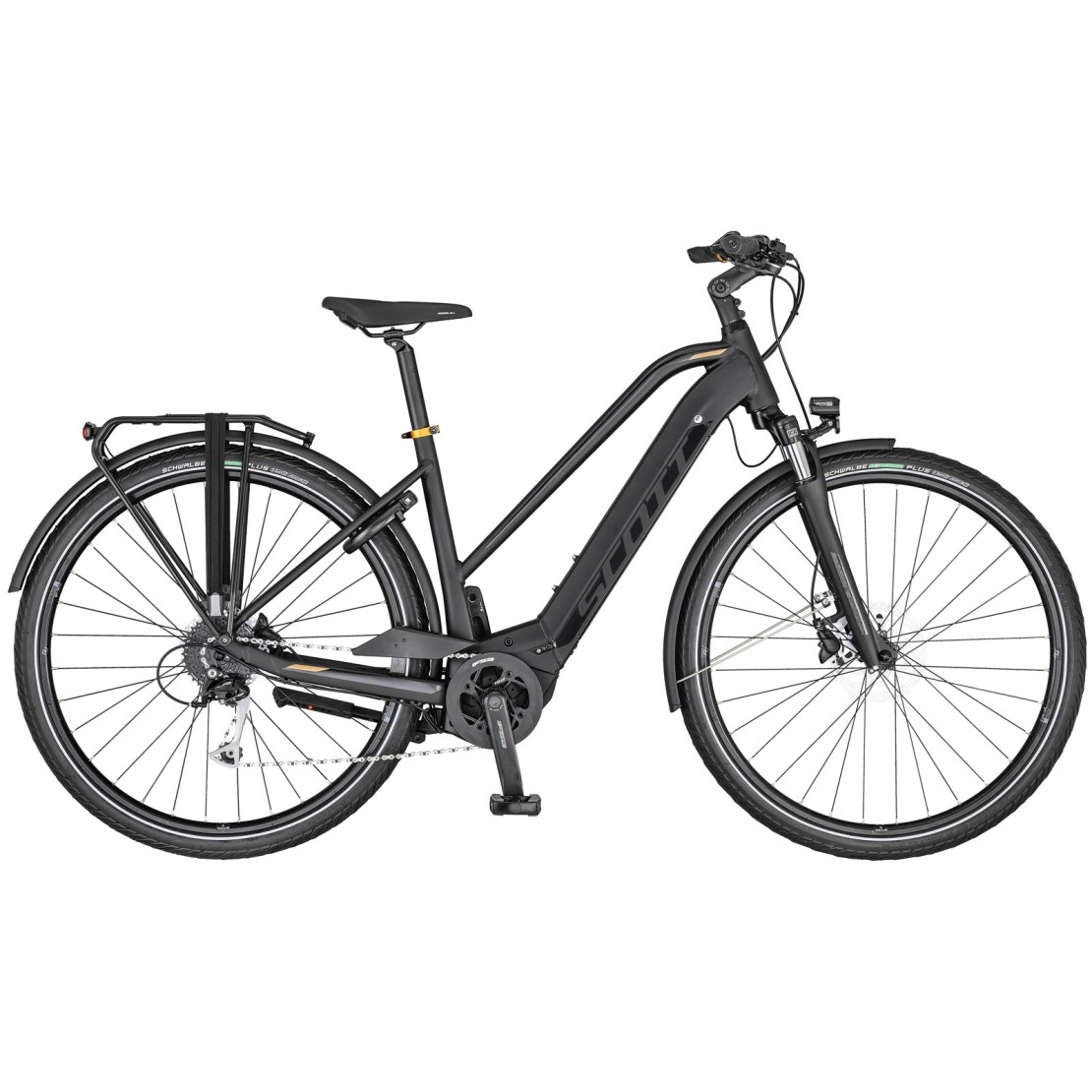 Scott Sub Tour eRide 30 Lady 2020 Electric Bike