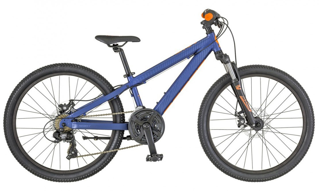 Voltage JR 24 disc 2018 - 24inch Kids Bike