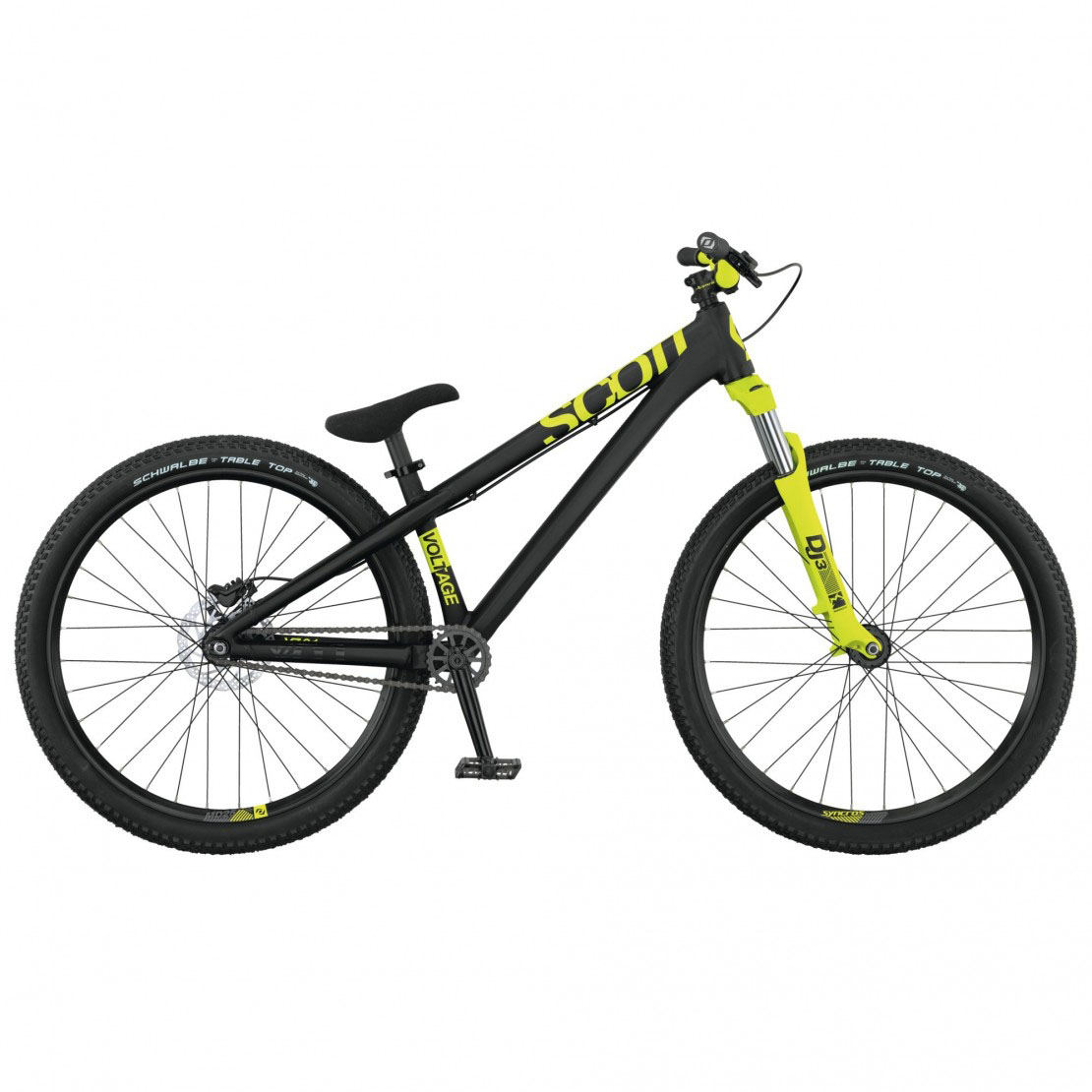 Voltage YZ 0.1 2015 - Dirt and Jump Bike