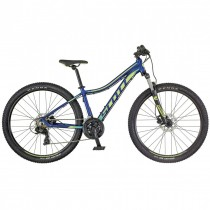 Scott Contessa 730 dark blue-teal 2018 Mountain Bike Ladies Mountain Bike Ladies