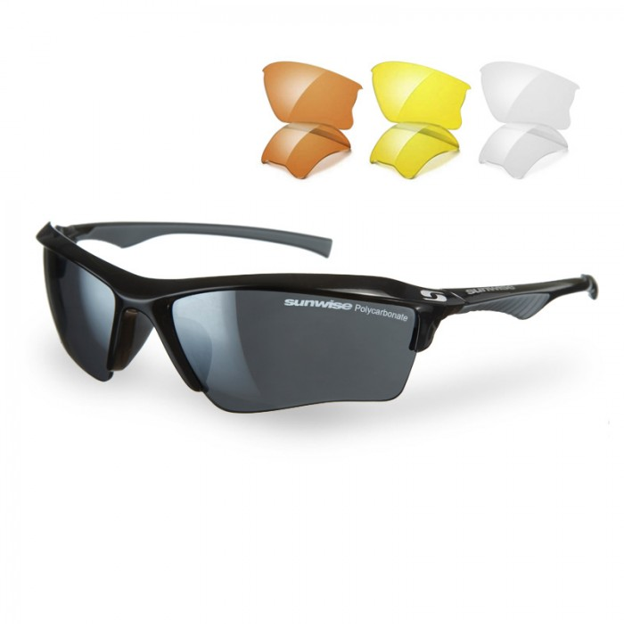 Odyssey Interchangeable Lens Sports Sunglasses 2014