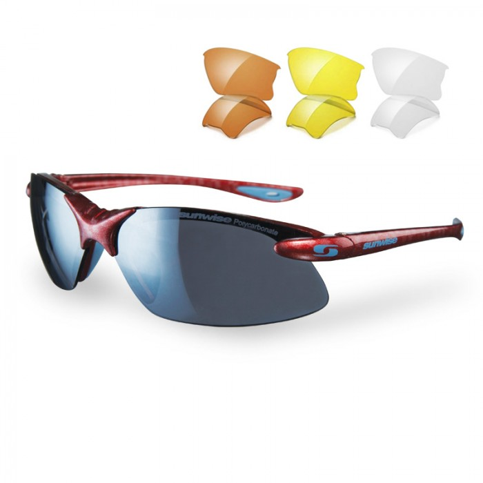 Windrush Interchangeable Lens Sunglasses 2014