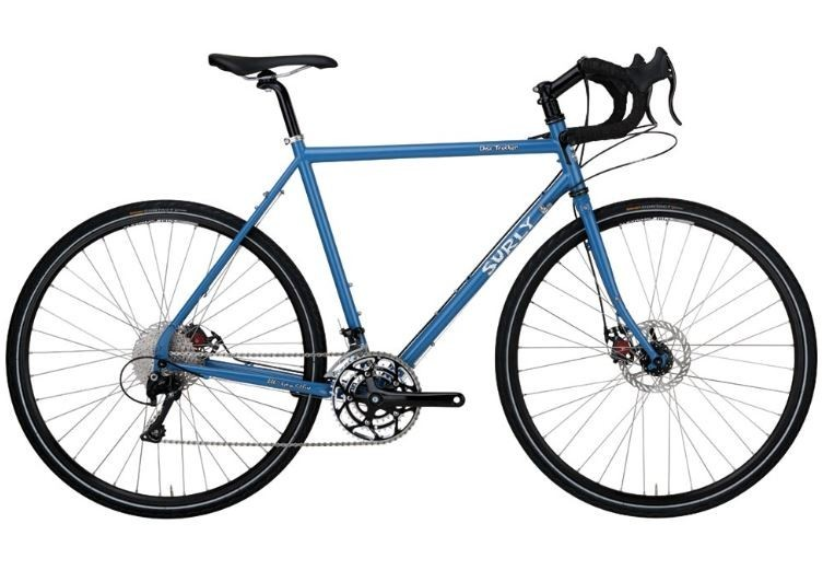 Disc Trucker 10 spd 2019 - Touring Bike