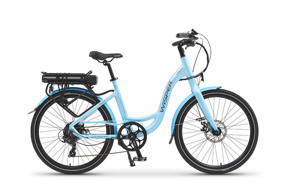 Wisper 705se 375wh 2018 - Electric Bike