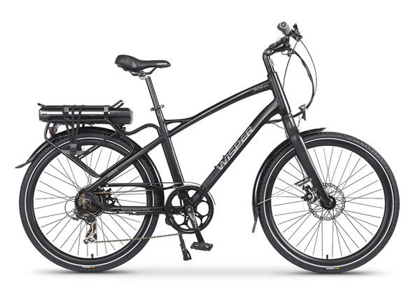 Wisper 905se 700wh Battery 2018 - Electric Bike
