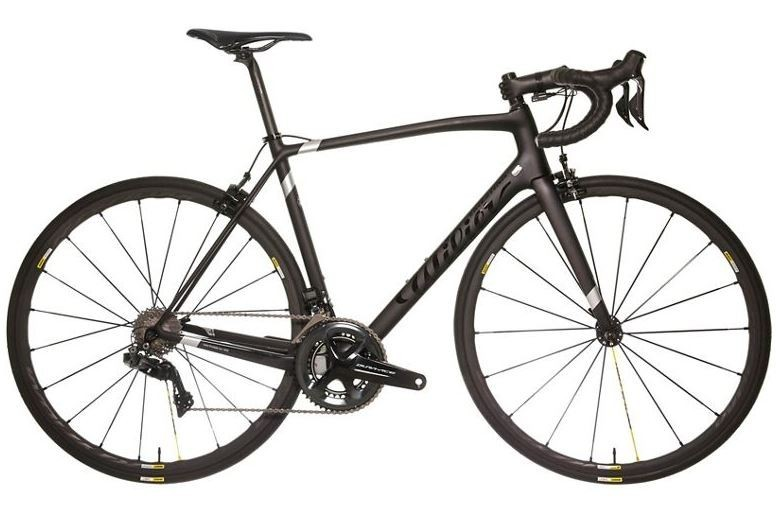 Willier Zero 6 Dura Ace Di2 - 2019 Road Bike (click to zoom)