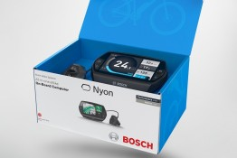 Bosch Nyon Upgrade Kit - Display & Controller Electric Bike Accessories
